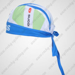 2012 Team LIQUIGAS SUGOI Cycling Bandana Head Scarf