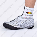 2012 Team NW Northwave Cycling Shoes Covers White