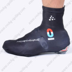 2012 Team RadioShack Cycling Shoes Covers Black