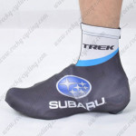 2012 Team SUBARU Cycling Shoes Covers Black