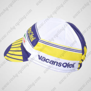 2012 Team Vacansoleil Cycling Cap Hat