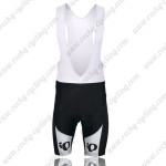 2013 Pearl Izumi Cycling Bib Shorts Black Red