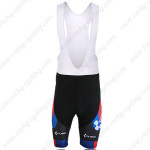 2013 Team CUBE Cycling Bib Shorts Black