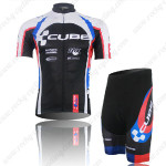 2013 Team CUBE Cycling Kit Black