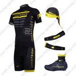 2013 Team LIVESTRONG Cycling 5-piece Set
