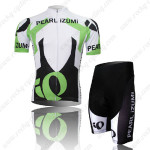 2013 Team PEARL IZUMI Cycling Kit White Black Green