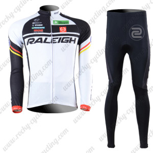 2013 Team RALEIGH Cycling Long Kit