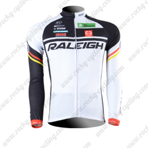 2013 Team RALEIGH Cycling Long Sleeves Jersey