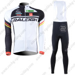 2013 Team RALEIGH Riding Long Bib Kit