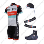 2013 Team RadioShack Cycling 5-piece Set