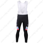 2013 Team Rapha FOCUS Cycling Long Bib Pants Black