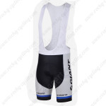 2014 GIANT Cycling Bib Shorts White Black