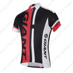 2014 GIANT Cycling Jersey Black Red
