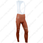 2014 Team AG2R LA MONDIALE Cycling Long Bib Pants