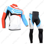 2014 Team CUBE Cycling Long Kit