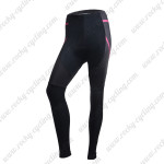 2014 Team Castelli Women's Cycling Long Pants