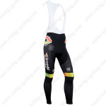 2014 Team Cinelli Santini Cycling Long Bib Pants