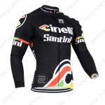 2014 Team Cinelli Santini Cycling Long Jersey