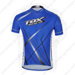 2014 Team FOX Cycling Jersey Blue