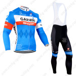 2014 Team GARMIN SHARP Cycling Long Bib Kit
