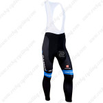 2014 Team GARMIN SHARP Cycling Long Bib Pants