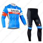 2014 Team GARMIN SHARP Cycling Long Kit