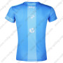 2014 Team SKY Bicycle T-shirt Blue