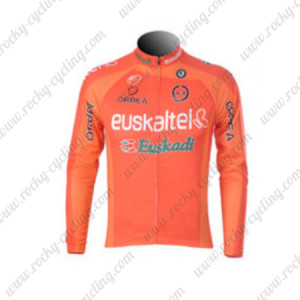 2012 Team Euskaltel Cycling Long Jersey