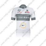 2012 Team LIVESTRONG Cycling Jersey White Grey