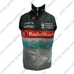2012 Team RadioShack NISSAN TREK Cycling Vest Sleeveless Waistcoat Rain-proof Windbreak