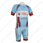 2013 Team AG2R LA MONDIALE ALSOM Bicycle Kit Blue Red