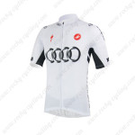 2013 Team AUDI Cycling Jersey White
