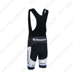 2013 Team Blanco GIANT Biking Bib Shorts Black Blue