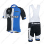 2013 Team Blanco GIANT Cycling Bib Kit Black Blue