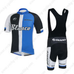 2013 Team Blanco GIANT Riding Bib Kit Black Blue2013 Team Blanco GIANT Riding Bib Kit Black Blue