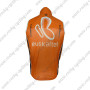 2013 Team Euskaltel EUSKADI Riding Vest Sleeveless Waistcoat Rain-proof Wind-proof Orange