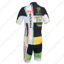 2013 Team FOCUS Biking Kit Black White
