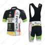 2013 Team FOCUS Riding Bib Kit Black White