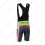2013 Team GEOX RedBull Biking Bib Shorts Grey Red