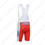 2013 Team GIANT Cycling Bib Shorts Red