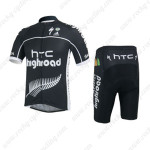 2013 Team HTC highroad Cycling Kit Black