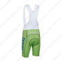 2013 Team LIQUIGAS SAXO BANK Cycling Bib Shorts Green