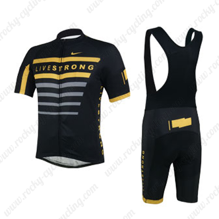 2013 Team LIVESTRONG Biking Apparel Summer Winter Bicycle Jersey and ... 9f3bf40fb