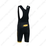 2013 Team LIVESTRONG Riding Bib Shorts Black