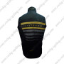 2013 Team LIVESTRONG Riding Vest Sleeveless Waistcoat Rain-proof Windbreak Black