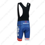 2013 Team LOTTO BELISOL Riding Bib Shorts