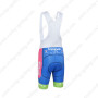 2013 Team Lampre MERIDA Cycling Bib Shorts Pink Blue