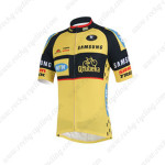 2013 Team MTN Cycling Jersey Yellow Black