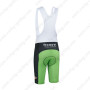 2013 Team Mtn Dew Riding Bib Shorts Black Green