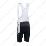 2013 Team NW Northwave Cycling Bib Shorts Black